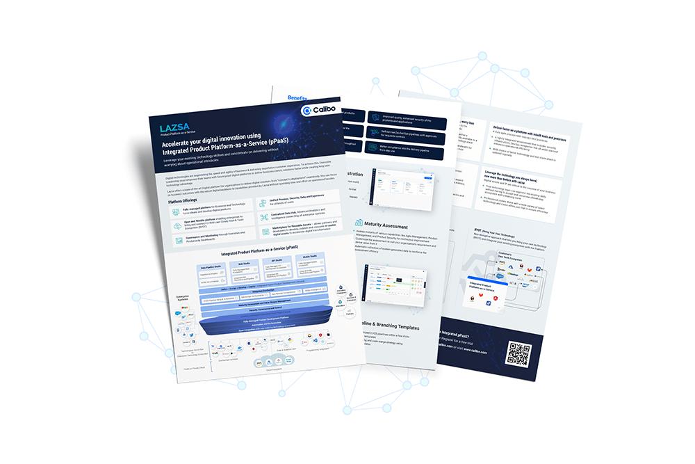 Product Development Platform